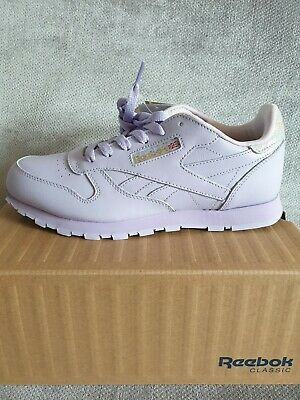 Classic Chaussures Lfck1j Metallic Femmes Reebok Leather Sport Bs8945 gYf76yb