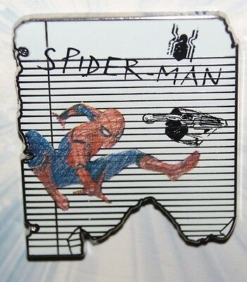 Disney MARVEL SPIDER MAN HOMECOMING 2017 Pin New On Card