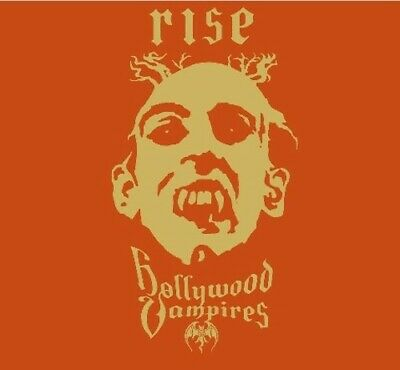 Hollywood Vampires **Rise **BRAND NEW CD