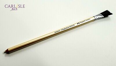 Faber Castell - Perfection Eraser Pencil With Brush