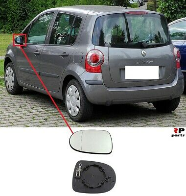 FOR RENAULT MODUS 07-12 NEW WING MIRROR COVER CAP LEFT N//S