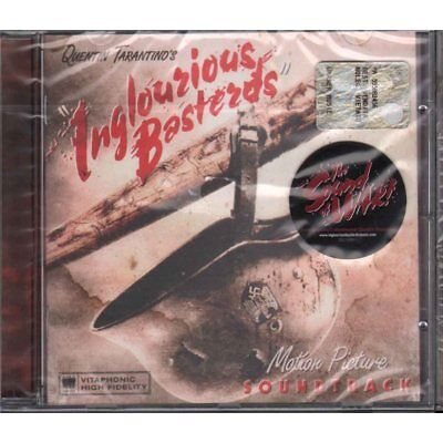 Aa.vv. CD Quentin Tarantino's Inglourious Basterds ~ Ost Soundtrack Sealed
