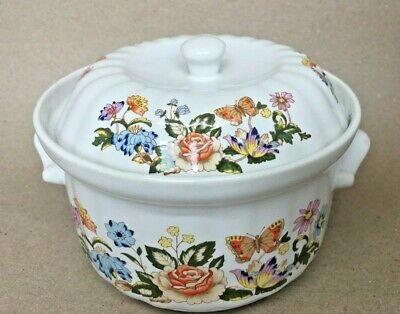 "Aynsley ""HyStyle"" Oven To Tableware - Small Casserole Pot - Made in England"