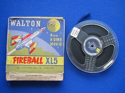 Walton Films  Std 8mm - Fireball XL5 - The Day the Earth Froze  200ft