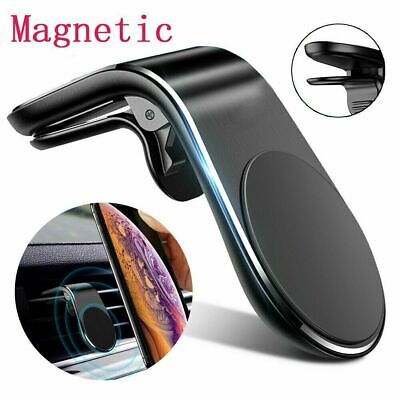 Universal Magnet Car Air Vent Holder Clip Stand Mount For Mobile Cell Phone GPS