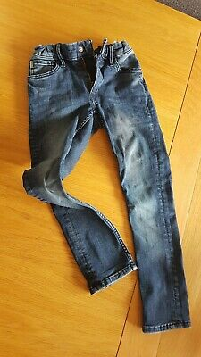 Boys H&M JEANS SUPER SKINNY AGE 6-7