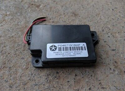 Jeep Patriot 2007-2014 Ecu P04671918Af