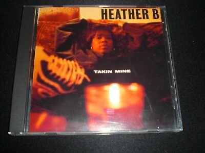 Heather B. Takin Mine CD Da Beatminerz  M.O.P