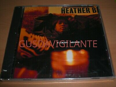 Heather B.  Takin Mine CD 1996 Clean Radio Versions Da Beatminerz Krs-1