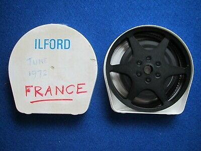 STD 8mm - France Home Movies   120ft Colour Silent  c1972