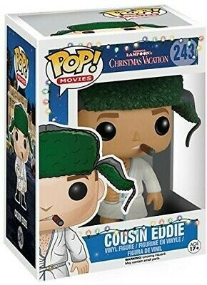 Funko Pop! Movies - Christmas Vacation - Cousin Eddie (Toy Used Very Good)