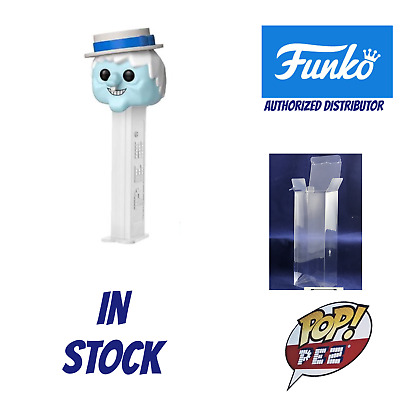 Funko Pop! PEZ - The Year W/O Santa Claus Snow Miser w/ Protector In Stock