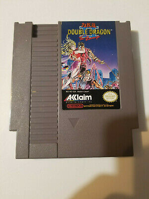 Double Dragon II: The Revenge (Nintendo Entertainment System, 1990) NES