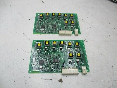 Lot of 2 NEC NEAXMAIL PN-8DLCP IVS IPS 2000 T-9/E-4
