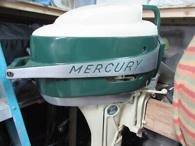 Mint condition Vintage outboards  1 1/2 hp   7 1/2hp    20 hp