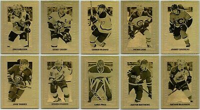 2018-19 UD TIM HORTONS 120 CARD SET Lot + 4 Complete Insert Sets GOLD - SS - GDA