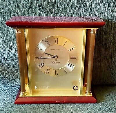Howard Miller Montreux Battery Operated Mantle Clock