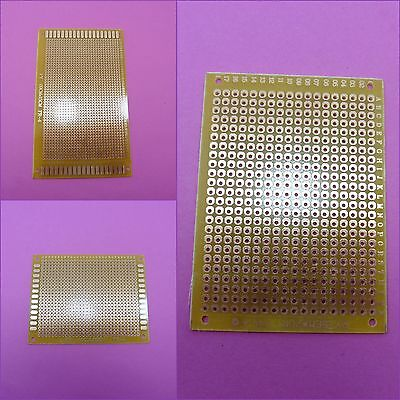 Single Sided FR-4 Soldering Universal Circuit Boards Fiber-Glass 2.54mm PCB