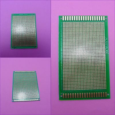 One Sided 9x15cm 7x9cm 5x7cm Soldering Universal Circuit Boards Fiber-Glass PCB