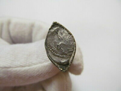 Silver ring with gilding Muscovy 17 AD № 569/1