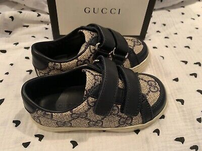 7dadee7a0 NIB NEW GUCCI baby toddler girls pink leather Soho shoes 340710 20 ...