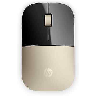 HP Z3700 Gold Wireless Mouse - Save $7 instantly
