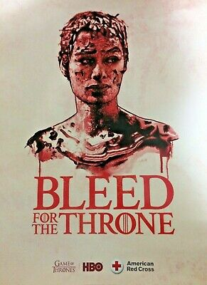 Game of Thrones HBO Limited Edition Poster