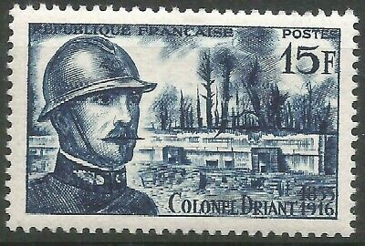 FRANCE YT  n° 1052 Neuf ★★ luxe / MNH 1956