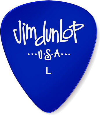 Pack of 12 - Jim Dunlop Standard Gel Light Guitar Picks