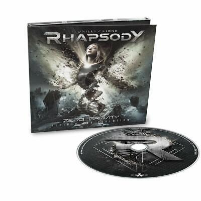 Rhapsody Turilli / Lione - Zero Gravity [CD] Sent Sameday*