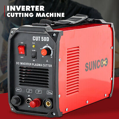 50A Non-touch Pilot Arc Plasma Cutter 110V&220V Digital Inverter Cutting Machine