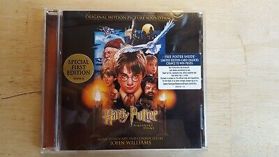 Harry Potter and the Sorcerer's Stone [Original Soundtrack] CD Used, Tested