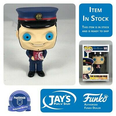 Funko POP! TV - DOCTOR WHO Kerblam Man w/ Protector Preorder