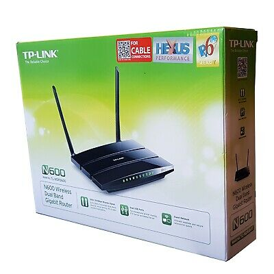 TP-LINK TL-WDR3600 WIRELESS Router Unused - Compatible with