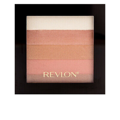 Cosmética Revlon mujer HIGHLIGHTING PALETTE #30-bronze blow