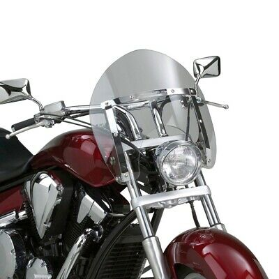 SwitchBlade Shorty Windshield National Cycle Clear N21703