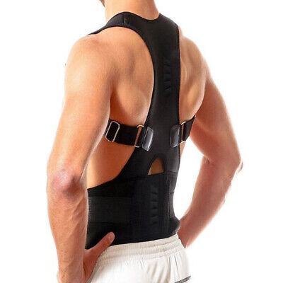 Magic Magnetic Posture Corrector Back Lumbar Shoulder Support Brace Men&Women ja