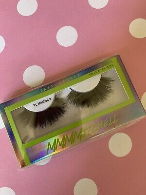 bee4ab678a5 Tatti Lashes Tl Mitchell 2🎀5D Luxury Authentic Mink Lashes🎀Includes  Adhesive🎀