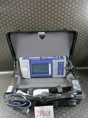 ACTERNA Fireberd 8000 FST-2000 Test Pad Verbindungstester Analyzer #28508
