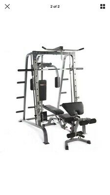 Bodymax CF380 Smith Machine Multi Gym