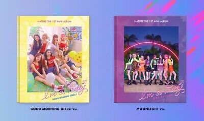NATURE 1st Mini Album [I'm So Pretty] Random Ver CD+Photobook+Photocard+F.Poster