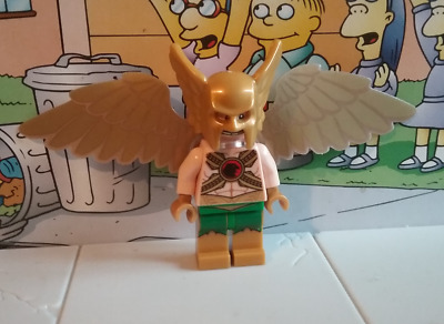 Super Heroes Marvel lego mini figure HAWKMAN 76028
