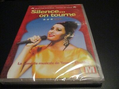 "DVD NEUF ""SILENCE ON TOURNE"" comedie musicale de Youssef CHAHINE"