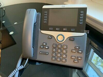 CISCO CP-8851-K9 V04 Color Screen VoIP PoE Business Phone Factory