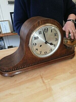 Lovely 1930s mantle clock - collection only