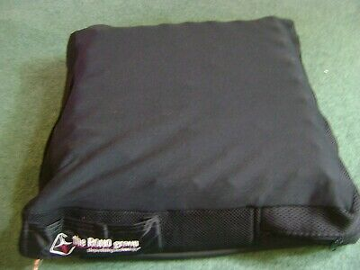Roho  WHEELCHAIR CUSHION 1R99C    16.75 x 16.75 BLACK  WITH COVER