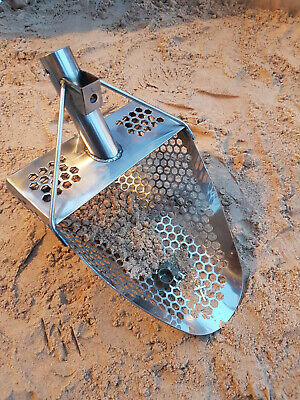 🍀New Large Heavy Duty Universal Metal Detecting Sand Scoop🍀