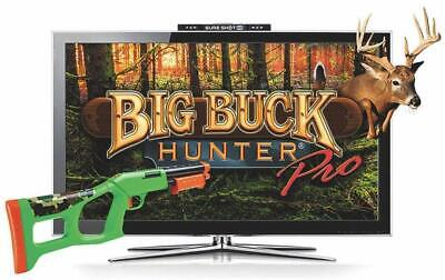 Sure Shot HD Big Buck Hunter Pro Video Game System **BRAND NEW**