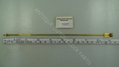 Pendulum Rod Zaandam Or Zaanse Clock With Flat Piece 23 Cm
