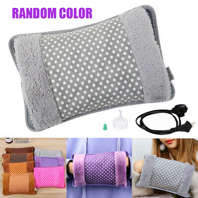 Hand Care Warmer Hot Water Bottle Electric Home Heater Warming Bag Rechargeable